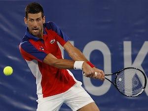 Tokyo 2020: Novak Djokovic vows to come back stronger after missed medal