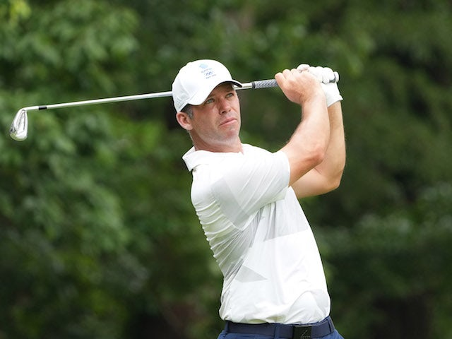Tokyo 2020: Paul Casey four shots off the lead in opening round