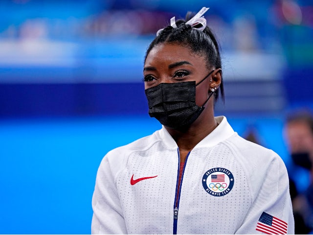 Tokyo 2020: Simone Biles withdraws from all-around final