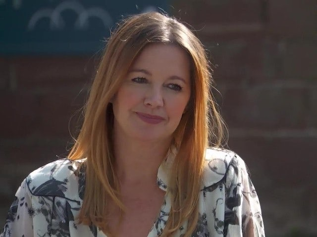 Diane on Hollyoaks on August 3, 2021