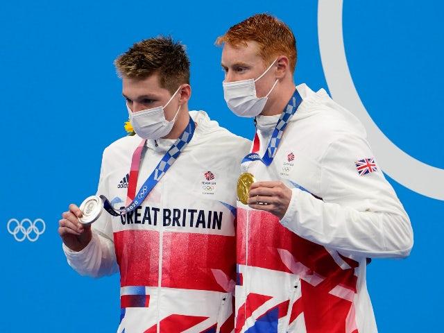 A closer look at GB record-breakers Tom Dean and Duncan Scott