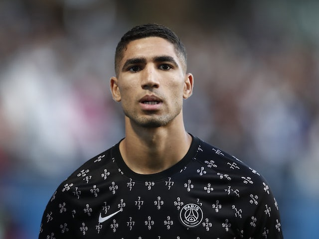 Hakimi reveals he turned down Chelsea move