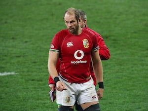 Alun Wyn Jones in no doubt about the importance of Lions contests