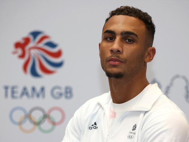 Team GB's Ben Whittaker goes for boxing gold in Tokyo on Wednesday