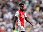 Atletico Madrid 'view Arsenal's Bukayo Saka as Saul Niguez replacement'