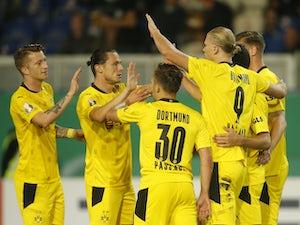 How Dortmund could line up against Bayern