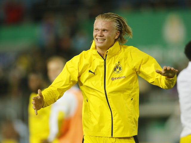 PSG, Real Madrid to battle for Haaland next summer?