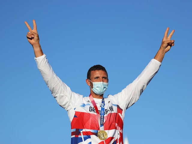 Today at the Games: Two sailing golds head six-medal haul for Team GB