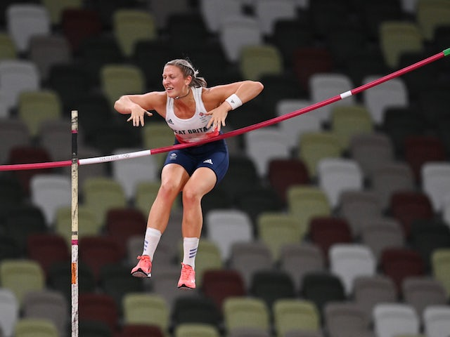 I almost walked away from pole vault, admits British bronze star Holly Bradshaw