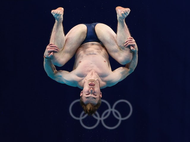 Tokyo 2020 - Jack Laugher, James Heatly safely through to final