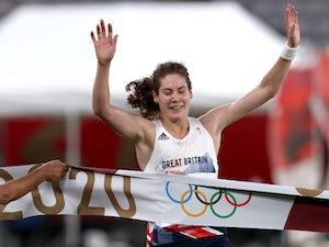 Kate French dominates field to win modern pentathlon gold at Tokyo Olympics