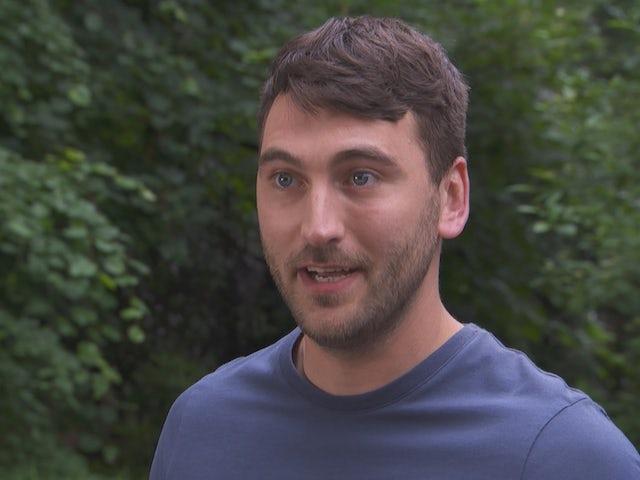 Damon on Hollyoaks on August 12, 2021