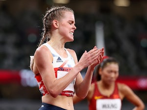 Silver medal for Keely Hodgkinson in women's 800 metres in Tokyo