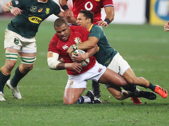 Kyle Sinckler free to face South Africa after citing for biting is dismissed
