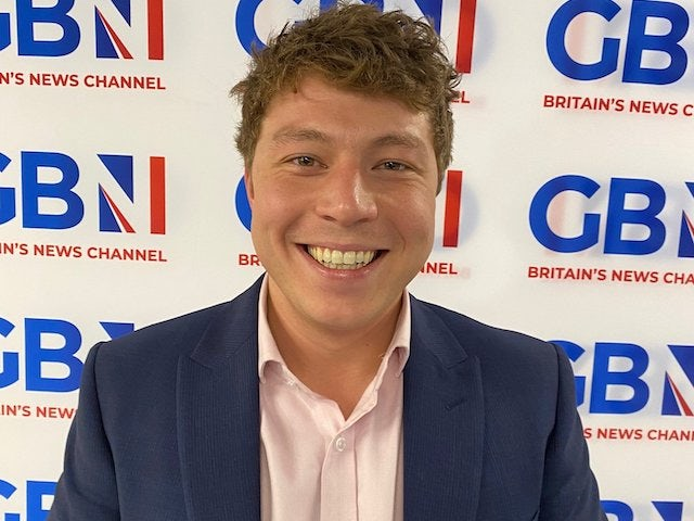 Patrick Christys to take over from Colin Brazier on GB News