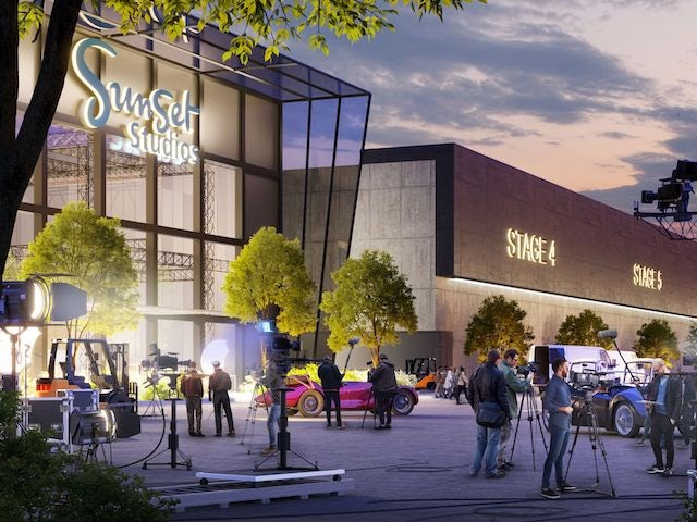 Sunset Studios to open £700m facility in Hertfordshire