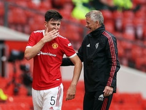 Harry Maguire provides injury update ahead of Leicester clash