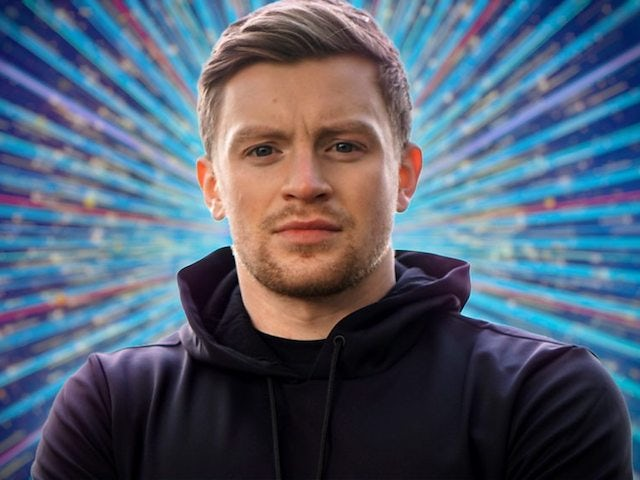 Adam Peaty for Strictly Come Dancing 2021