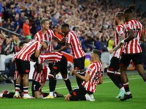 Preview: Brentford vs. Brighton - prediction, team news, lineups