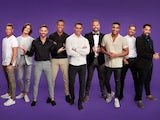 The grooms of Married At First Sight UK series six