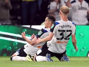 Derby beat Salford on penalties after late Ravel Morrison equaliser