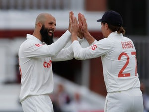 Mark Wood and Moeen Ali combine to raise England's hopes of victory