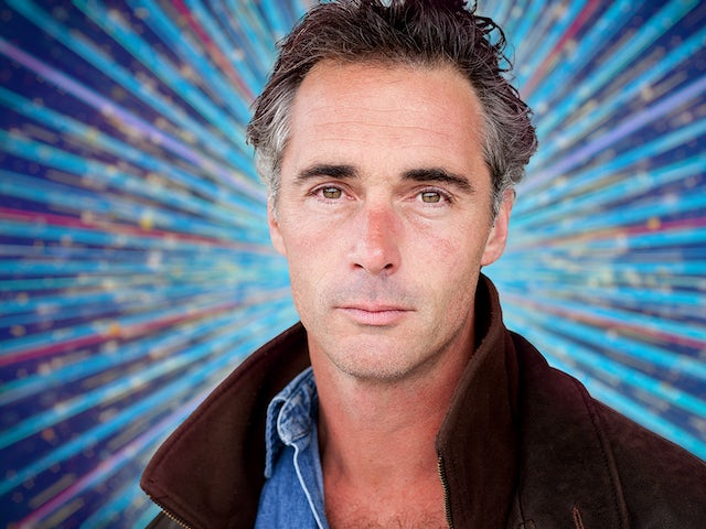 Greg Wise for Strictly Come Dancing 2021