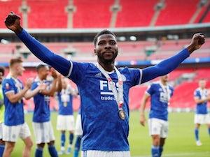Leicester striker Kelechi Iheanacho keen to get revenge on Brighton