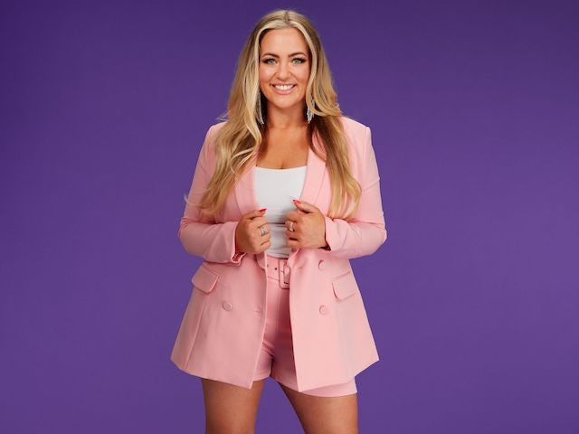 Megan on Married At First Sight UK series six
