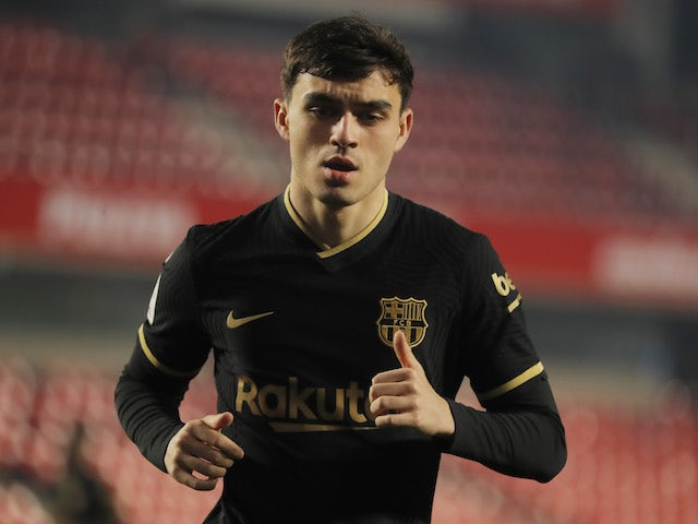 Barcelona 'agree new five-year deal with Pedri'