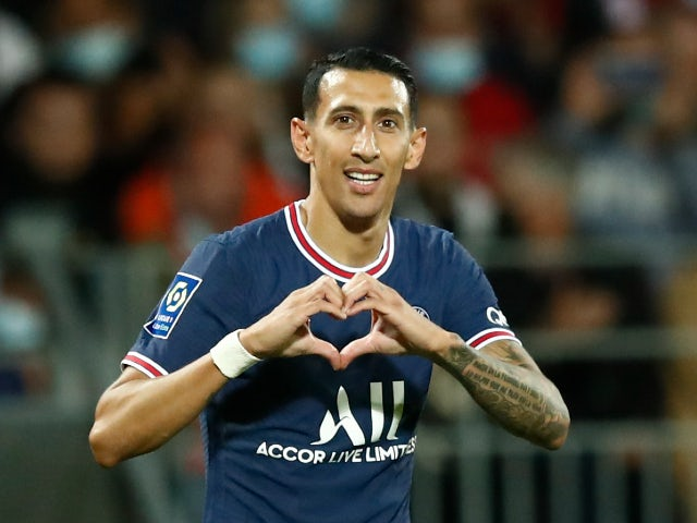 On this day in 2014: Manchester United sign Angel Di Maria for British record
