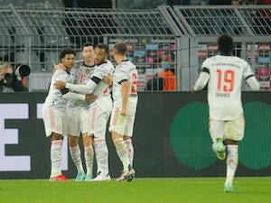 Saturday's Bundesliga predictions including Bayern Munich vs. Hertha Berlin