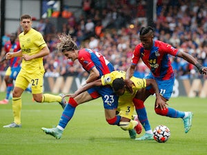 Crystal Palace held to goalless home draw by Brentford