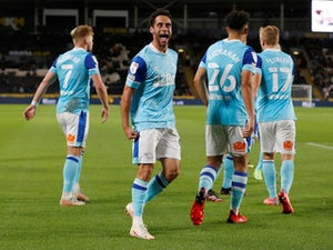 Sam Baldock scores on his debut as Derby end winless run by beating Hull