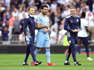 Man City injury, suspension list vs. Chelsea