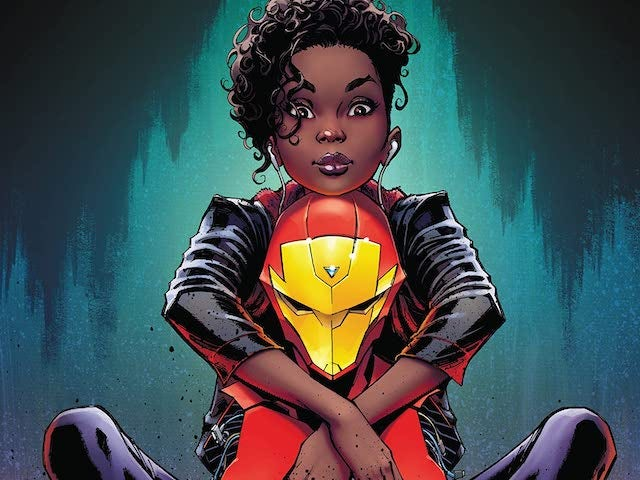 Dominique Thorne's Ironheart to debut in Black Panther: Wakanda Forever
