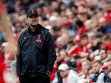 Liverpool manager Jurgen Klopp pictured on August 8, 2021