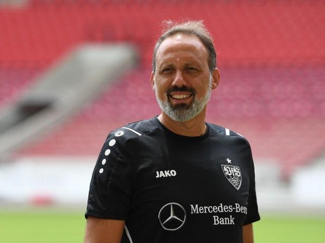 Stuttgart head coach Pellegrino Matarazzo pictured on July 12, 2021