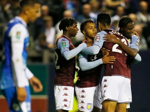 Hat-trick hero Cameron Archer makes dream first start as Aston Villa beat Barrow