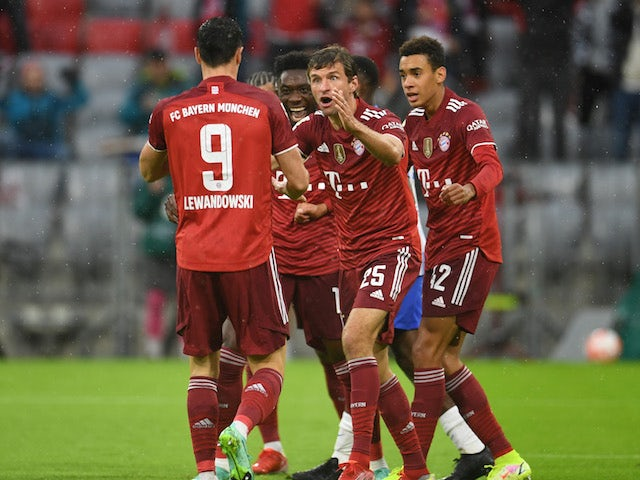 Bayern looking to extend all-time CL record versus Barca