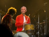 Charlie Watts pictured in June 2019