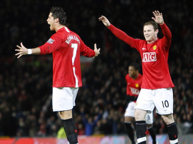 Five of Cristiano Ronaldo's best goals during his first Man Utd spell