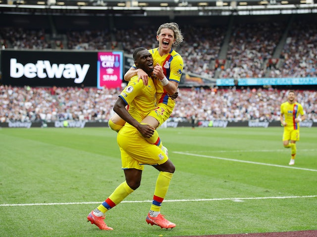Two-goal Conor Gallagher hails Crystal Palace character