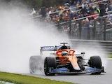 McLaren's Daniel Ricciardo pictured on August 29, 2021