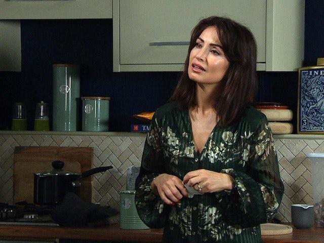 Leyla on Emmerdale on September 6, 2021
