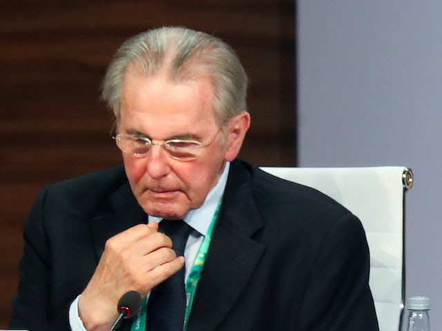 Former IOC president Jacques Rogge dies aged 79