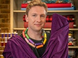 Joe Lycett for The Great British Sewing Bee
