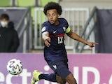 France Under-21s centre-back Jules Kounde pictured in March 2021