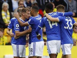 Preview: Leicester vs. Burnley - prediction, team news, lineups