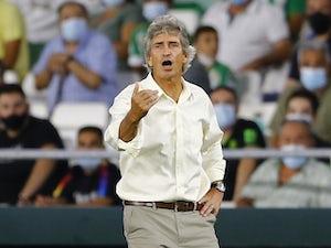 Real Betis boss Pellegrini recalls working with Joe Hart ahead of Celtic clash